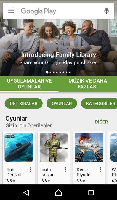 Google Play Store 6.8.24