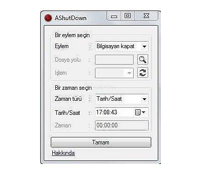 AShutDown