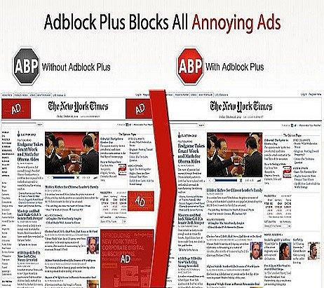 Adblock Plus Opera