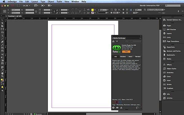 Adobe InDesign CC indir