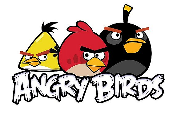 Angry birds genel logo