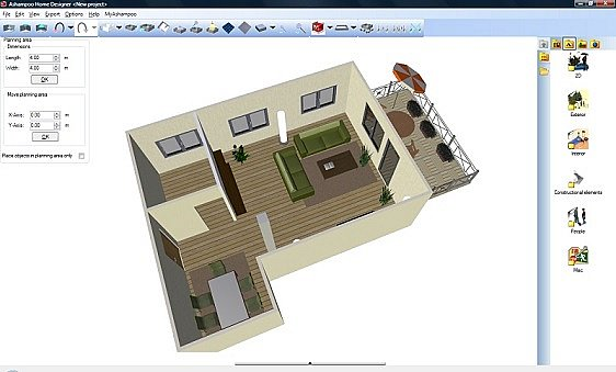 Ashampoo home designer indir