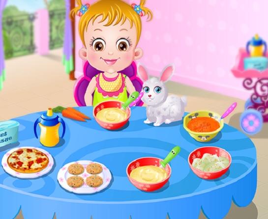 Baby Hazel Kitchen Time indir