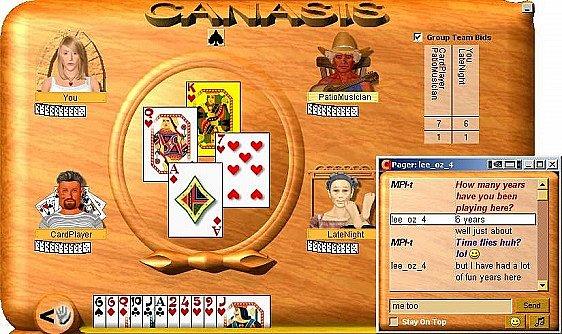 CardGameCentral Games
