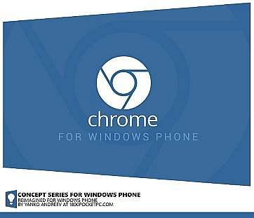 Chrome Win Phone indir