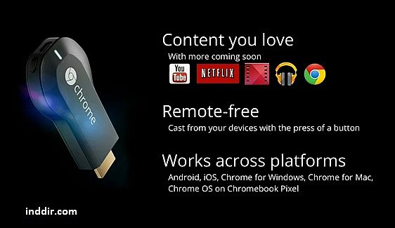 Chromecast indir