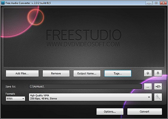 Free Audio Converter indir