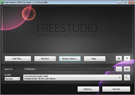 Free Videoto MP3 Converter indir