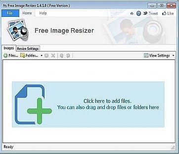 Free Image Resizer inddir