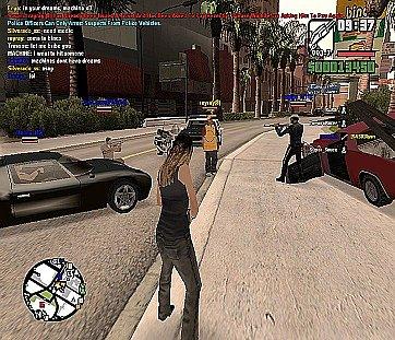 GTA San Andreas SA MP indir