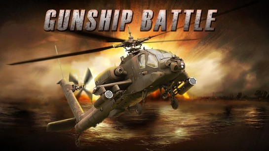 GUNSHIP BATTLE Helicopter 3D indir