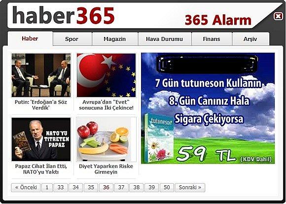 Haber365 Alarm indir