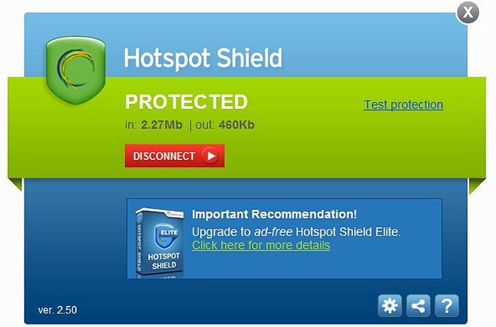 Hotspot Shield indir