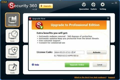 IObit Security 360 indir