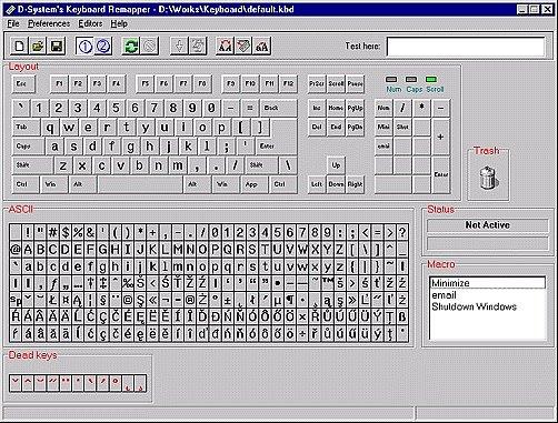 Keyboard Remapper indir