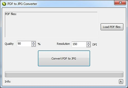 LotApps PDF To JPG Converter indir