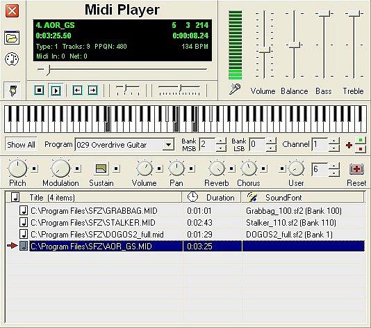 Midi Player indir