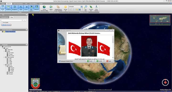 Milli Google Earth sivil kullanima acildi