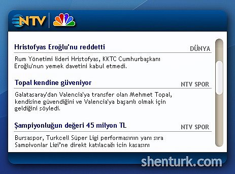 Mini NTV