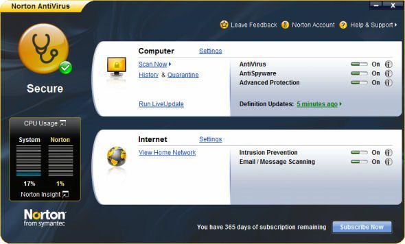 Norton Antivirus indir