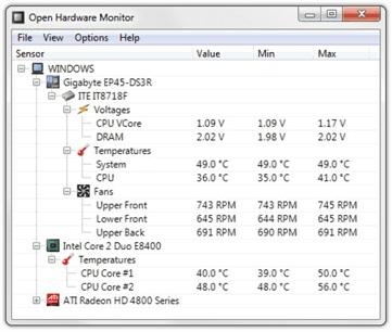 Open Hardware Monitor indir