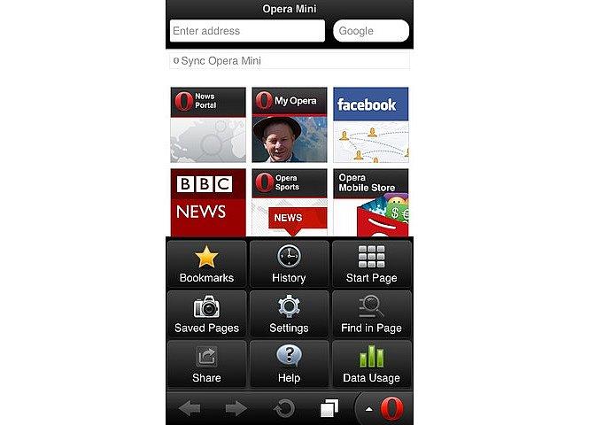 Скачать Opera Mobile Android