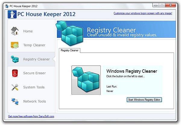 PC House Keeper indir