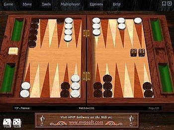 Real Backgammon indir