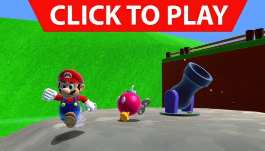 Super Mario 64 HD Remake indir