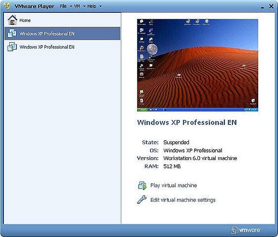 VMware Player indir
