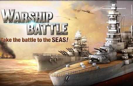 WARSHIP BATTLE3D World War II indir