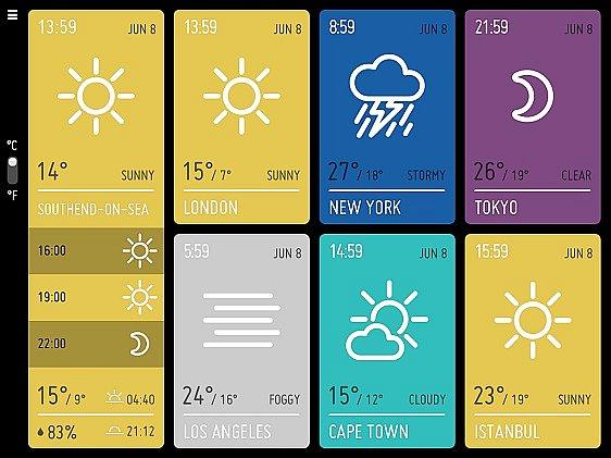Weather Ap indir