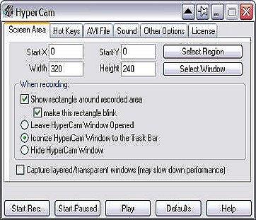 hypercam indir