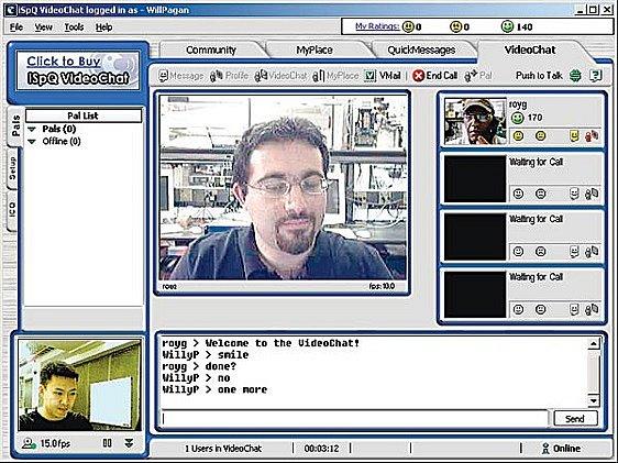 iSpQ VideoChat indir
