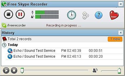 ifree skype recorder indir