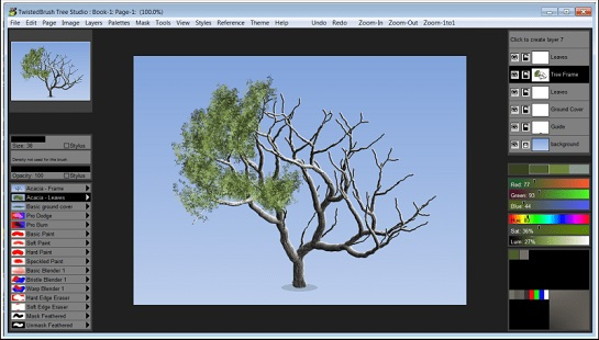 tree studio indir