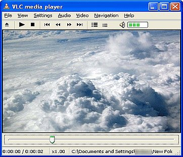 vlc media player inddir
